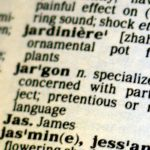 Jargon Buster – Understanding the Lingo used in the industry.