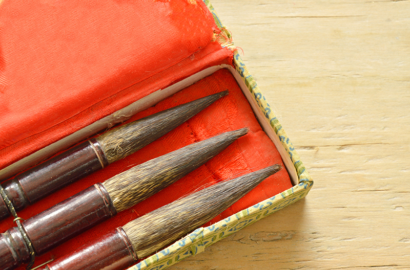 Chinese calligraphy Bamboo Pens